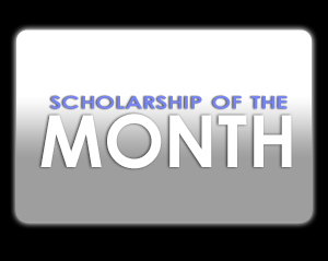 scholarshipofmonth