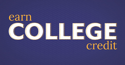 Earn College Credit icon