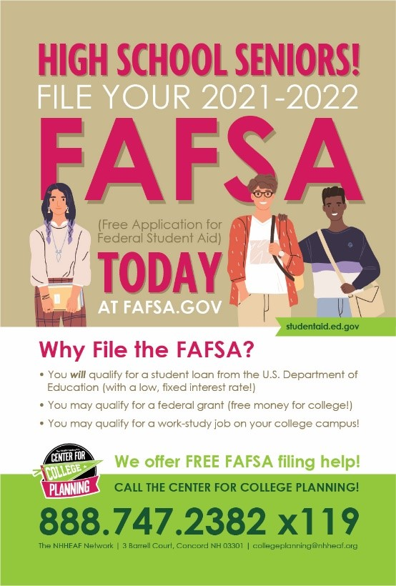 FAFSA Poster Image