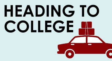 Heading to College image