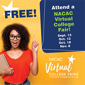 Virtual College Fair Image
